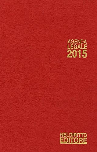 Agenda legale 2015. Ediz. minor