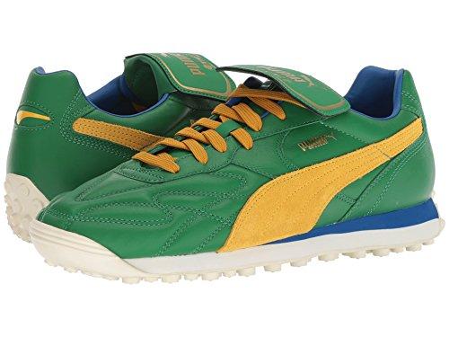 PUMA Men s King Avanti  Legends Pack  Amazon Green Spectra Yellow 6 D US