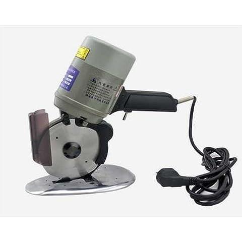 gr-tech strumento® 350W 125mm elettrico Forbici Elettrico taglierina tessuto tessile abbigliamento Taglio Macchina