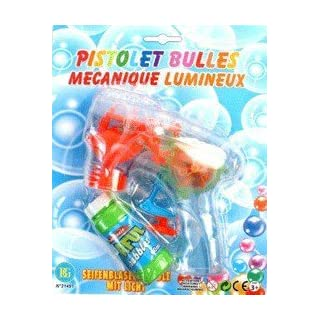 Autre Le Geant De La Fete Luminous Mechanical Bubble Gun