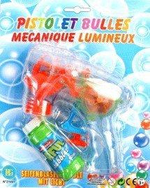 Mechanische Seifenblasenpistole