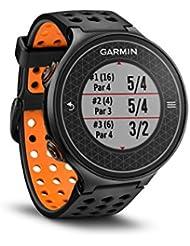 Garmin 010-01195-02 Golf-Uhr Approach S6 schwarz/orange