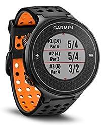 Garmin Approach S6 GPS Golf Watch (Orange/Black) by Garmin