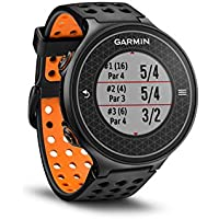 Garmin Approach S6 Montre GPS Orange
