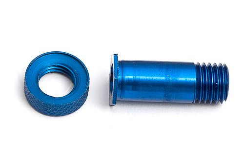 FT Blue Servo Saver Hub & Collar - Ft-hub