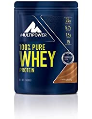 Multipower - 100 % Pure Whey 450 g Coffee Caramel 2er Pack (2 x 450 g)