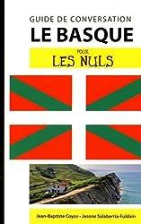 Le basque - Guide de conversation pour les Nuls, 2e édition