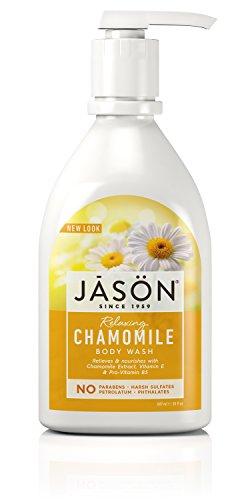 Gel Herbal Body Wash (Jason Bodycare Chamomile Body Wash)