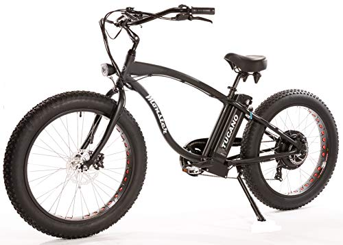 Tucano Monster 26 Naked (Negro). Bicicleta eléctrica 26