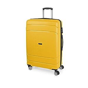 Gabol Trolley L Shibuya Maleta, 50 cm, 20 litros, Amarillo