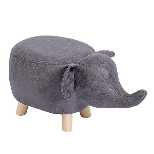 Elefantes para Niños Zapatos para Animales Taburete De Banco Taburete para El...