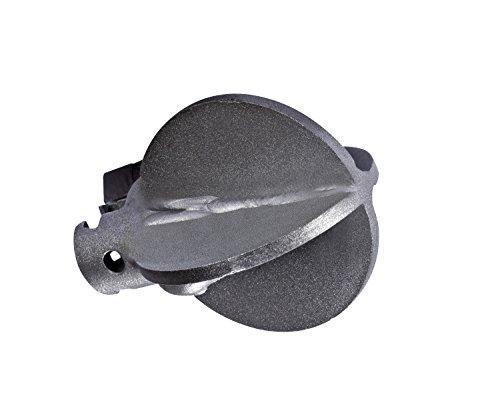 Kugelkopffräser für 22mm Rohrreinigungsspiralen