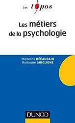 Les métiers de la psychologie - 2e édition