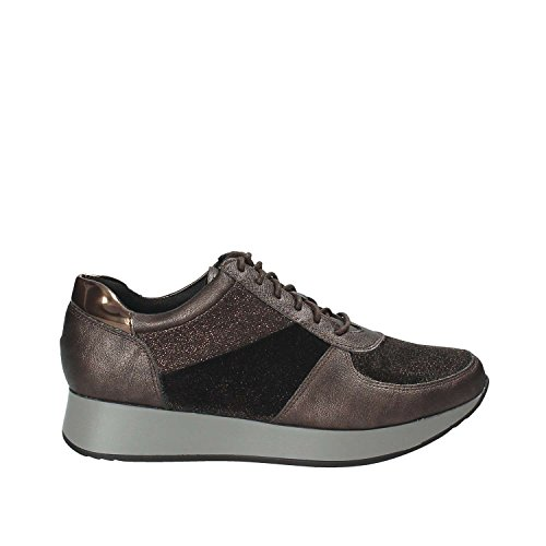 Stonefly Face 5 (e-949-10) Cs, Sneaker Donna Marrone