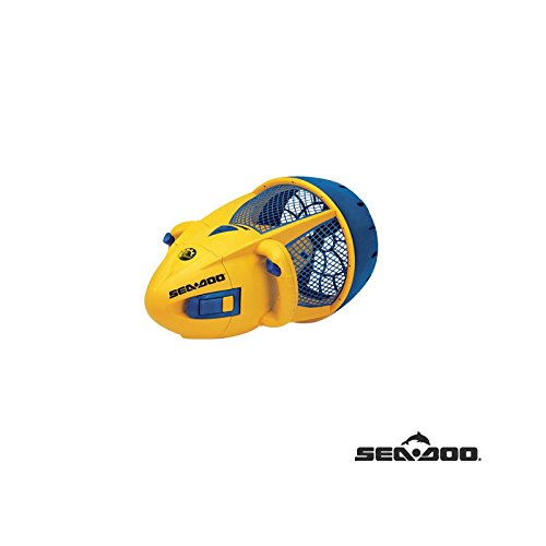 Sea-Doo Dolphin - Seascooter per bambini, colore: Giallo