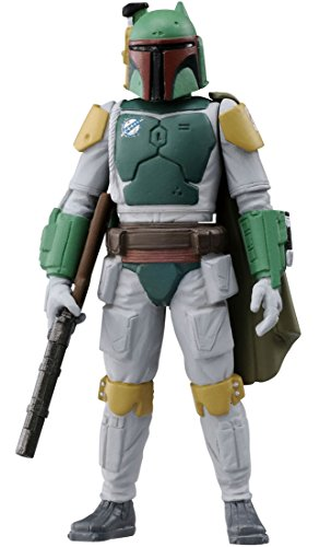 TAKARA TOMY Takaratomy Star Wars Metal Collection Mini #07 Boba Fett Action Figure