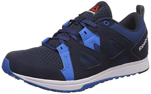 Reebok Men's Train Fast Xt 2.0 Blue Sneakers - 11 UK/India (45.5 EU) (12 US)(CN3978)