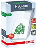 Miele Hyclean 3D U Series SMS Bags and Filter Set (Pack of 4 Plus 2)