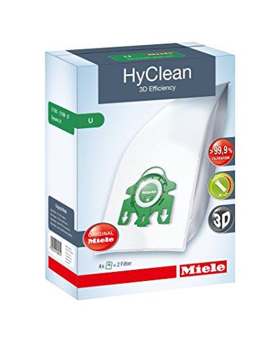 Miele 10123250 Staubbeutel U HyClean 3D-HyClean 3D Efficiency U dustbags