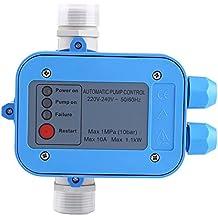 Controlador de bomba, controlador de presión de bomba de agua automático Presostato 10 bar régulateu