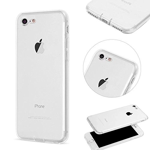 momdad-iphone-7-blanc-coque-iphone-7-transparent-coque-iphone-7-47-pouces-tpu-silicone-housse-iphone