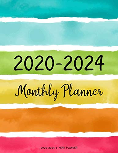 Zoom IMG-2 2020 2024 5 year planner