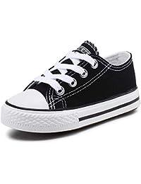 XL_etxiezi Zapatos Vintage para niños, Negro_40