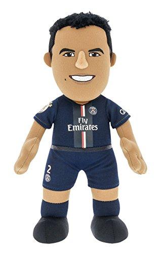 Poupluche Thiago Silva 25 cm - Paris Saint-Germain/Saison 2014/15