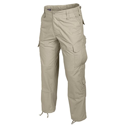 Ripstop-uniform (Helikon-Tex CPU Hose Combat Patrol Uniform Cotton Ripstop - Khaki)