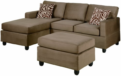 3-pc-sectional-sofa-reversible-microfiber-in-saddle-by-poundex