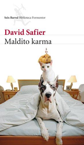 Resultado de imagen de Maldito Karma ~ David Safier