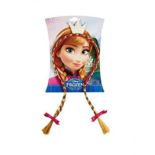 Disney froz5901Anna Fake Alice Haar Band (Kleider Elsa Disney)