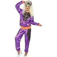 Smiffy's 43080 Retro Shell Suit Ladies Costume