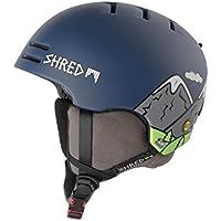 Shred Slam-Cap Noshock Needmoresnow Helm Ski, Snowboard