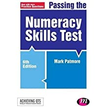 [ { Passing the Numeracy Skills Test } ] BY ( Author ) Apr-2015 [ Paperback ]