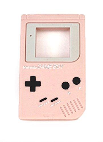 Preisvergleich Produktbild Magenta Kids - 100% organischer Silikon-Beißring Game Boy Rosa