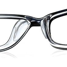 Naselli Push-on in silicone per occhiali da 1 paia Jp099Lr