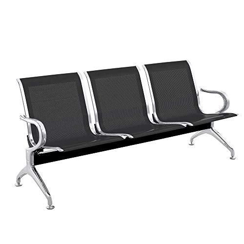 PrimeMatik - Bancada sala espera sillas ergonómicas