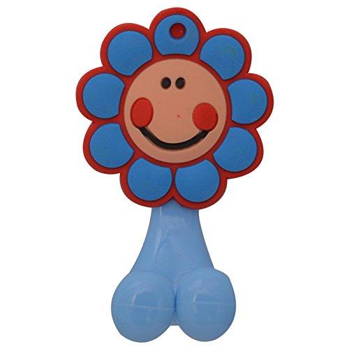Buddyboo 145287 Tooth Brush Holder - Flower (Blue)