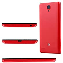Prevoa ® 丨 ­Xiaomi Redmi NOTE Funda - Original Espalda Battery Funda Cover Case para Xiaomi Redmi NOTE (Red rice NOTE) 5.5 Pulgadas Smartphone - 7