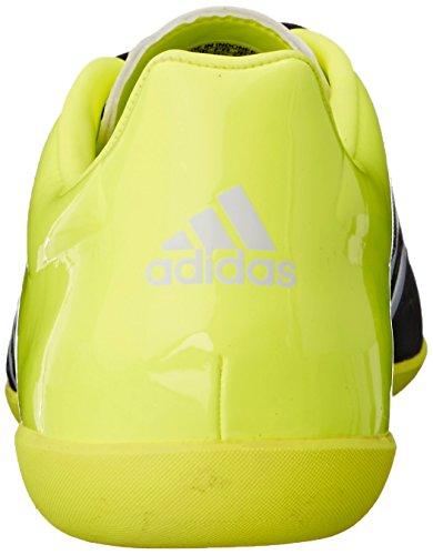 Adidas Performance Ace 15,3 Indoor Chaussure de football, Solar Orange / blanc / core noir, 6,5 M Us Core Black/White/Solar Yellow