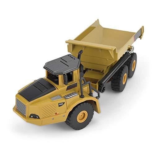 À Jouet Benne BasculanteAlliage Classique Truck Modèle Vehicle 50 Ingénierie 1 Mighty Camions Vgeby1 Construction Véhicule Dump Camion mynON8vwP0