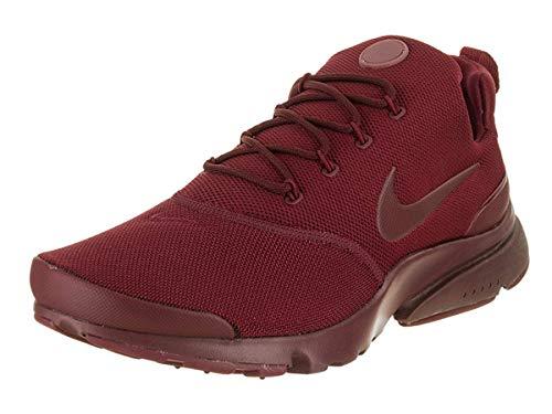Nike Hombres Presto Fly Se Low & Mid Tops Schnuersenkel Laufschuhe Rot Groesse 10.5 US /44.5 EU