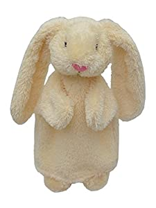 MU mubrno 20322b Conejos 26cm, Beige, marioneta de Mano