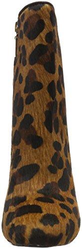 Schutz Damen Skinny Kurzschaft Stiefel Mehrfarbig (NATURAL)