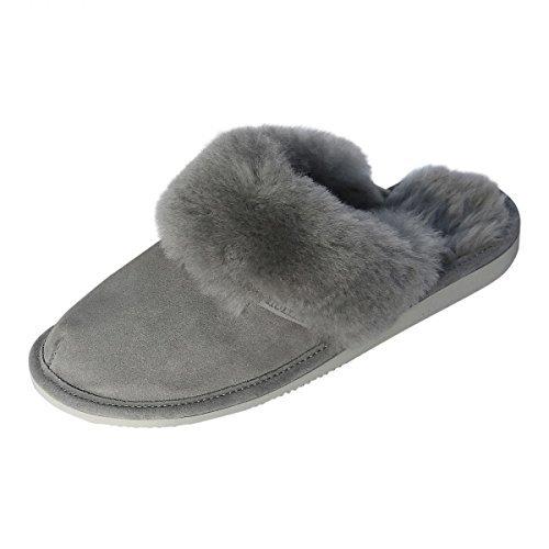 lammfell-hausschuhe-malibu-damen-pantoffeln-fell-schuhe-schuhgrosse-eur-40-farbe-grau