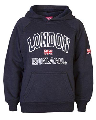 Sudadera Love Lola con capucha, para niños y niñas, recuerdo de Lond
