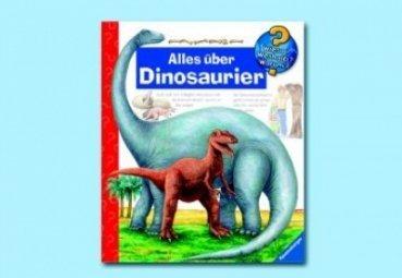 Ravensburger Buchverlag Alles über Dinosaurier.