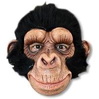 Scimmia maschera in lattice