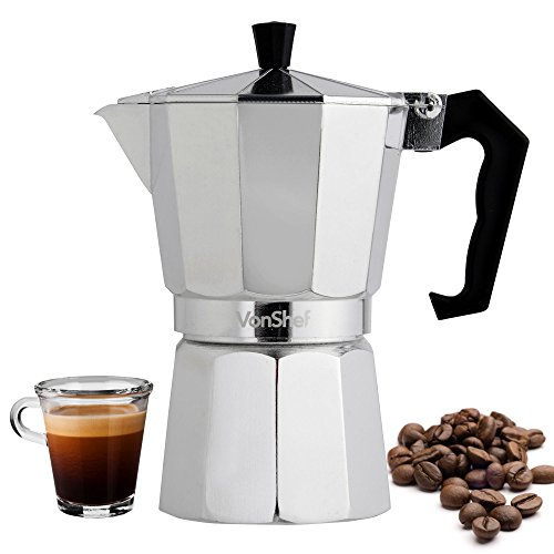 vonshef-9-cup-450ml-italian-espresso-coffee-maker-moka-stove-top-macchinetta-free-2-year-warranty-in